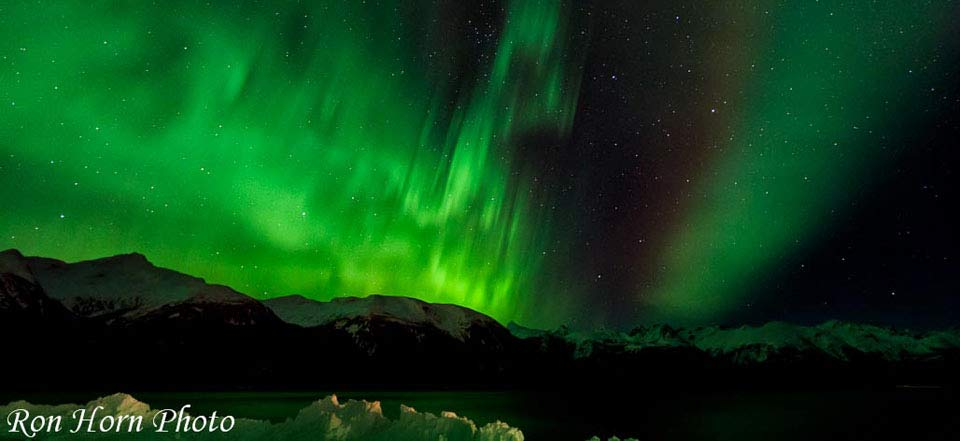 Winter's Magic-The Aurora Borealis